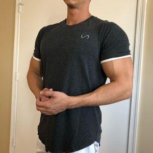 TLF Grey Short Sleeve T